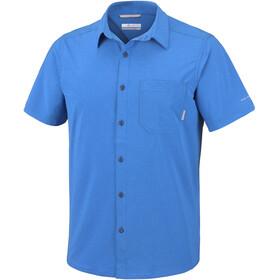 Columbia Triple Canyon Miehet Lyhythihainen paita , sininen